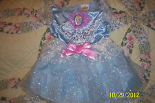 CINDERRELLA  DRESS SIZE 2T TODDLERS COSTUME/DRESS UP