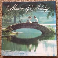 Masters Of Melody - 8 LP Record Box Set - [GMOM-A-175] ^