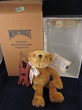 Merrythought Marionette Teddy Bear Ef13Z 1994 Mohair Limited Edition New in Box