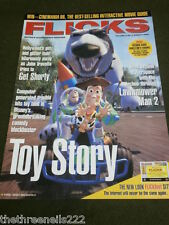 FLICKS - TOY STORY - MARCH 1996