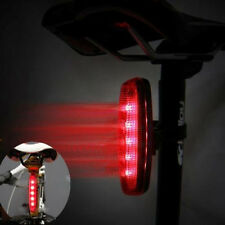 Smart Bicycle Great 5 LED Red Rear Tail Light Bike 8 Flash Modes Outdoor Great