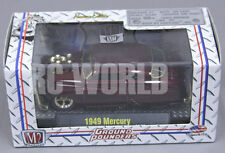 M2 Machines Ground Pounders 1949 MERCURY  1/64  #S3