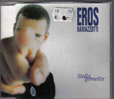 Eros Ramazotti-Stella Gemella cd maxi single