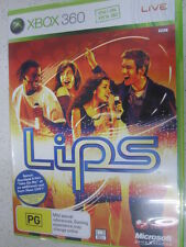 Lips Xbox 360 PAL Version