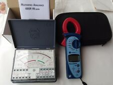 Tester ICE 680R VII serie + Pinza amper. ICE 695A 600Aac