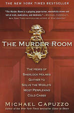 The Murder Room: The Heirs of Sherlock Holmes Gather to Solve the-ExLibrary