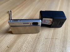 Sony Cyber-shot DSC-TX5 10.2MP Digital Camera - Silver