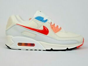 Nike Air Max 90 'Future is in the Air' Women New (US9.5) retro 1 infrared tn w