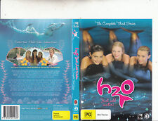 H20 Just Add Water-2006-TV Series Australia-[Complete Third Series-4  DVD]-4 DVD