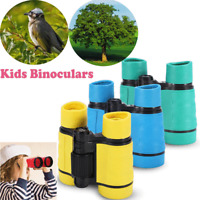 4X30 Magnification Toy Binocular Telescope Bird Watching Kids Educational Toy