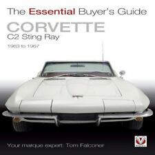 Corvette C2 Sting Ray 1963-1967: The Essential Buyer's Guide~Great Resource~NEW