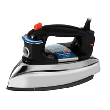 BLACK+DECKER F67E-2 Classic Steam Iron - Black