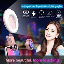 Uni. Beauty Cámara Macro 4k HD Gran Angular Lente Lente para Smartphone Tablet