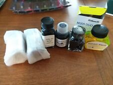 Miscellaneous Fountain Pen Inks, Cartridges & converters in unused or unopened