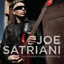 The Complete Studio Recordings [Box] by Joe Satriani (CD, Apr-2014, 15 Discs)