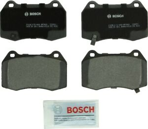 Disc Brake Pad Set-Quietcast Pads Front Bosch BP960