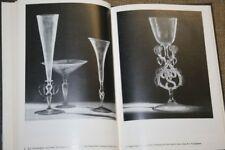 Katalog altes Glas, Antikglas, Pokale, Kristall, Sammlerglas, DDR 1980