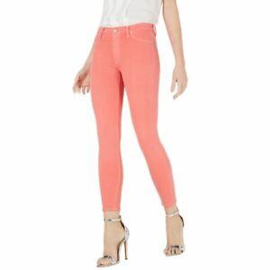 HUDSON Women's Barbara High Rise Super Slim Skinny Jeans TEDO