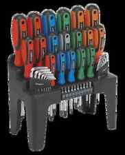 Sealey Siegen New Screwdriver, Hex Key & Bit Set 44pc S01090