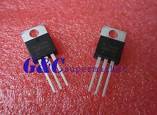 10Pcs IRLZ44N MOSFET N-CH 55V 47A TO-220AB  New good quality T31