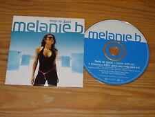 MELANIE B - FEELS SO GOOD / 2 TRACK MAXI-CD IM CARDSLEAVE 2000