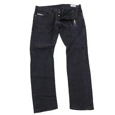 DIESEL Herren Denim Jeans Hose TEPPHAR Black 0886Z 2. Wahl Größe 32/32