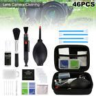 46PCS Camera Lens Cleaning Washing Kits Cleaner for Canon Nikon Sony DSLR Camera