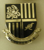 MARSDEN F.C. Football Enamel Lapel Pin Badge NON LEAGUE