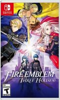 Fire Emblem: Three Houses for Nintendo Switch [New Video Game]