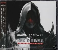 From Astral to Umbral FINAL FANTASY XIV BAND & PIANO Arrangement Album Blu-ray