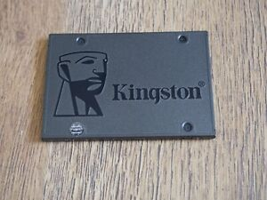 "Kingston A400 SSD 2.5"" 240GB SATA III Solid State Drive"