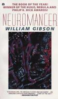 NEUROMANCER by William Gibson a paperback book FREE USA SHIPPING sci-fi