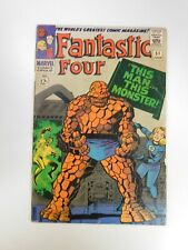 Fantastic Four #51 VG condition Huge auction going on now!