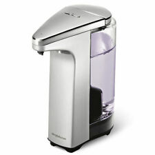 simplehuman Brushed Nickel Sensor Soap Pump**FREE & FAST DELIVERY**