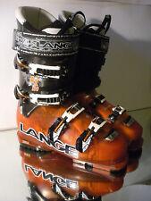 Mens Lange RX 130 RX130 Race Racing Ski Boots Mens Mondo Size 26.5