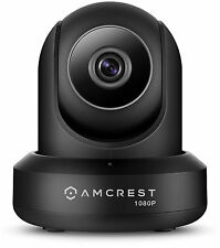 Amcrest IP2M-841 ProHD 1080P (1920TVL) Wireless WiFi IP Camera - Black