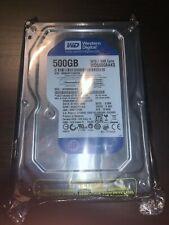 """Western Digital WD5000AAKS 500GB WD Caviar SATA 7200RPM 3.5"""" HDD *NEW BULK*"""