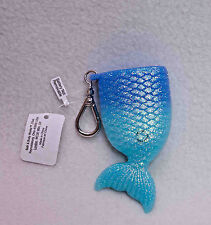 Bath & Body Works  Ligt Up Mermaid Tail PocketBac Hand Sanitizer Holders New!