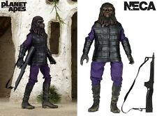 "Planet of the Apes Clothed 8"" Classic Gorilla Soldier Action Figure"
