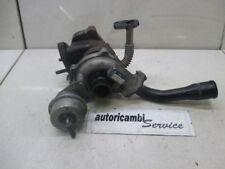 FIAT GRANDE PUNTO 1.3 D 5M 55KW (2008) RICAMBIO TURBINA 54351014819