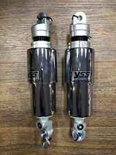 YSS PREMIUM QUALITY ADJUSTABLE ALLOY SHOCKS. HARLEY FXD FXDL FXDWG FXE MOST