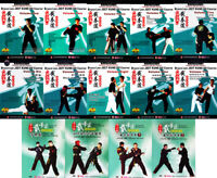 Chinese Kungfu Bruce Lee Jeet Kune Do Course Complete Series by Wei Feng 14DVDs