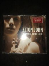 Elton John - Recover Your Soul - CD Single - includes the video