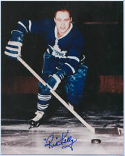 AUTOGRAPHED RED KELLY TORONTO MAPLE LEAFS PHOTO