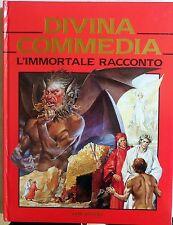 DIVINA COMMEDIA L'IMMORTALE RACCONTO DAMI EDITORE 1989 DANTE ALIGHIERI