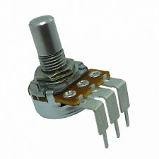 B250K Right Angle PC-Mount Potentiometer, Alpha Brand. W/ Dust Seal! USA Seller!