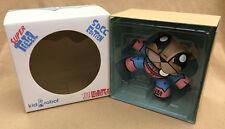 """Joe Ledbetter JLED SIGNED 2007 SDCC 6"""" Super Teeter LE 500 AUTOGRAPHED Kidrobot"""