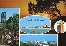 Alte Postkarte - Malgrat de Mar
