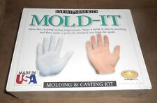 Eyewitness Kits Mold-It - Mold & Casting Kit - Brand NEW, Factory Sealed