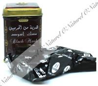 Carré de Musc Noir Solide Déo Parfum Anti-Mites Black Musk Vendu Sans La Boîte